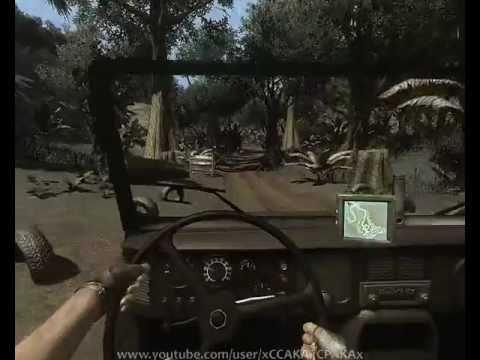 Far Cry 2 прохождение - Введение/Тренировка - [4/5]
