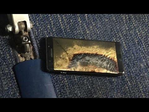 Σταματά η πώληση του Samsung Galaxy Note 7