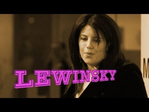 Monica Lewinsky's Lingerie & Clinton Items Up For Auction