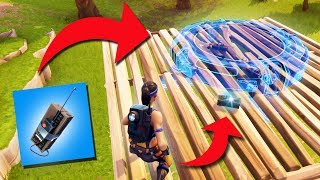 RIGGING LAUNCH PADS WITH C4 TRAPS! | Fortnite Battle Royale