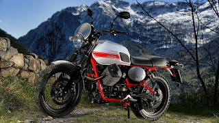 10. Watch Now!Moto Guzzi V7 II Stornello Review & Full Specs