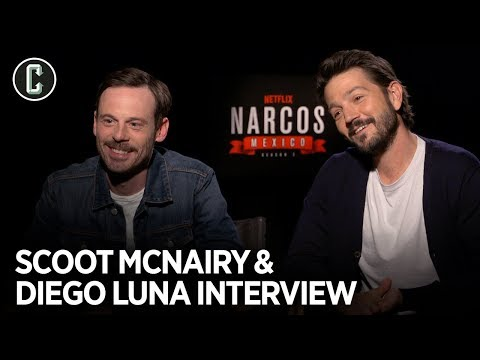 Narcos: Mexico Season 2 Finale Explained by Scoot McNairy & Diego Luna