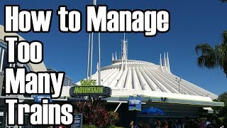 Video Roller Coaster Safety: How to Manage Too Many Trains at Once MP3, 3GP, MP4, WEBM, AVI, FLV Juli 2019