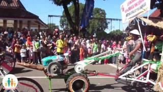 Banjarnegara Indonesia  City pictures : Karnaval 17 Agustus 2016 Kabupaten Banjarnegara || Family Fun Indonesia