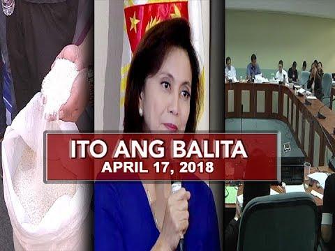 UNTV: Ito Ang Balita (April 17, 2018)