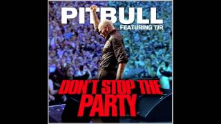 Thumbnail for Pitbull — Don't Stop The Party