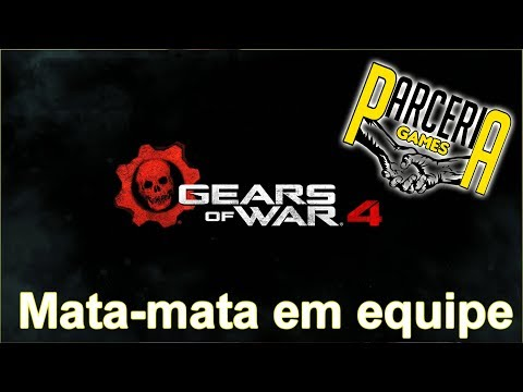 Gears of War 4 - Mata-mata em equipe online