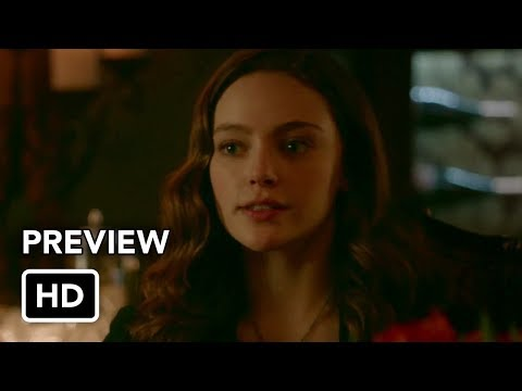 Legacies (The CW) Inside Preview HD - The Originals spinoff