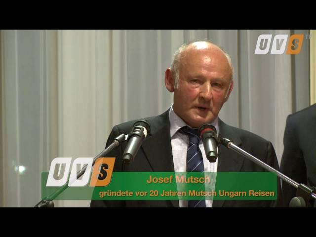 UvS-TV, Reisebericht, Westungarische Bäderstraße, 20 Jahre Mutsch - Gala