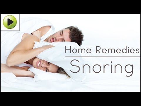 Stop Snoring Causes And Remedies