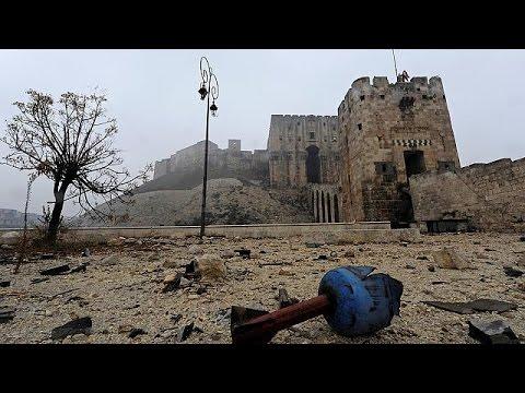 Χαλέπι: «Σημαντική η ανακατάληψη, αλλά δεν είναι το πέρας του πολέμου»
