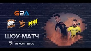 Navi.G2A vs VP.G2A - G2A Invitational - map1 - de_cobblestone [Enkanis, SleepSomeWhile]