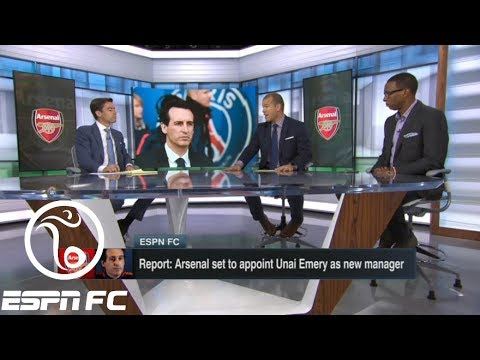 Arsenal set to hire Unai Emery, not Mikel Arteta, to replace manager Arsene Wenger | ESPN FC