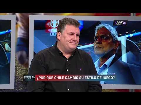¿Por qué Chile cambió su estilo de juego?