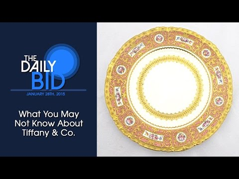 What You May Not Know About Tiffany & Co. – The Daily Bid