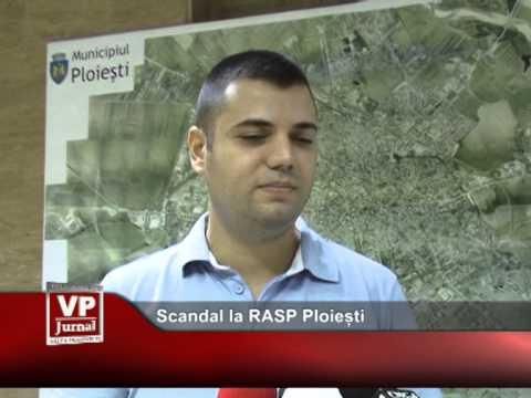 Scandal la RASP Ploiești