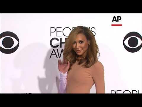 Divorce finalized for 'Glee''s Naya Rivera (видео)