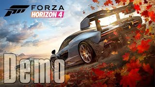 Forza Horizon 4 DEMO gameplay (HD)