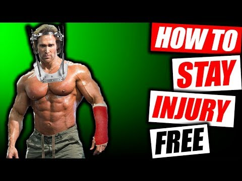 How Mike O'Hearn Has Stayed Injury Free His Whole Career ✅ (видео)