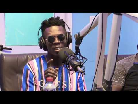 Strongman Spit Fire (freestyle) On Showbiz Agenda
