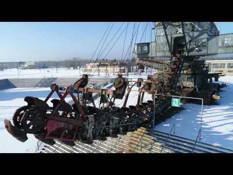 Ferropolis Winter 2017 (видео)