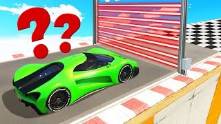 Video SUPER CAR vs. LASERS Is A Bad IDEA! (GTA 5 Races) MP3, 3GP, MP4, WEBM, AVI, FLV Agustus 2019