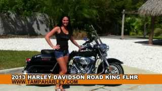 7. 2013 Harley Davidson FLHR Road King For Sale - Price Specs Review