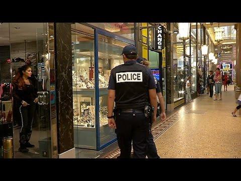 Le plan anti-braquage généralisé dans toute la France