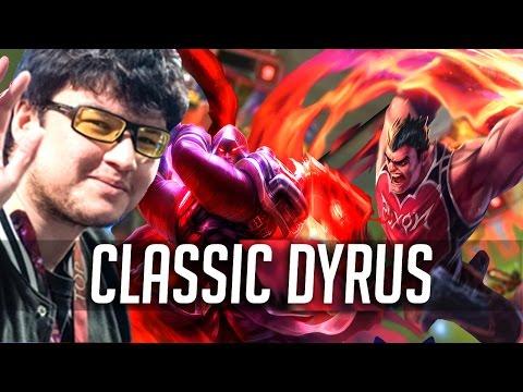 CLEAN DARIUS AND JAYCE! • VINTAGE DYRUS (видео)