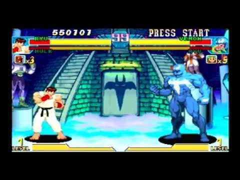 marvel vs capcom clash of super heroes dreamcast rom