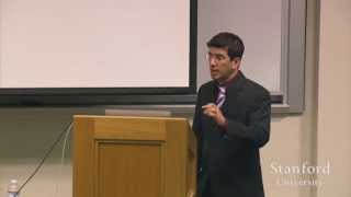 Stanford Seminar - Nicolas Kokkalis Of Stanford University