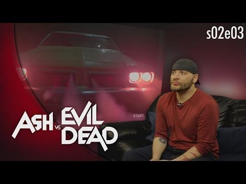"Ash vs Evil Dead: s02e03 ""Last Call"" REACTION!!"