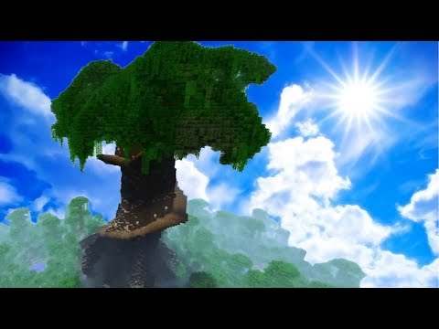 The BIGGEST Trees in Minecraft! | Doodlebanger Industries Modpack Ep. 10 (Modded Minecraft)
