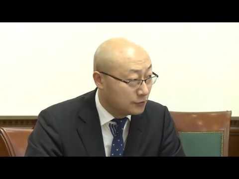 """Șeful statului a avut o întrevedere cu președintele companiei """"China Hyway Group Limited"""""""