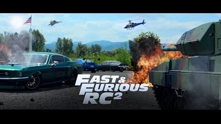 Fast&Furious RC 2 :  Race Wars / Car Chase LIVE TV
