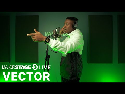 Vector - Fvck You Challenge & Freestyle | Majorstage Studio Performance