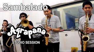 Video Aqrapana Ska - Sambalado (Ayu Ting Ting Cover) MP3, 3GP, MP4, WEBM, AVI, FLV November 2017