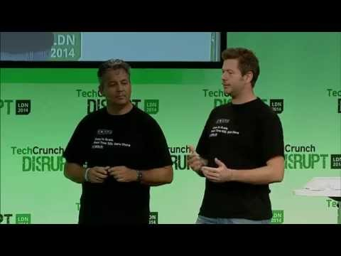 Build and Scale Your Database Instantly with Crate | Disrupt Battlefield Winner