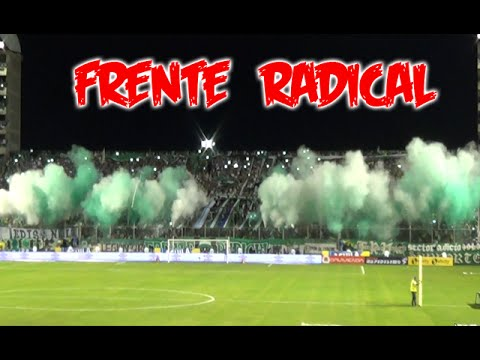 Deportivo Cali vs Medellin 1-0 | Salida & Cantos Frente Radical | Final Liga Aguila - Frente Radical Verdiblanco - Deportivo Cali