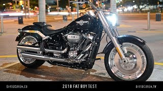 9. 2018 Fat Boy Test