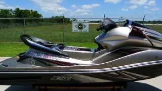 4. $15,499 2013 Kawasaki Ultra 300LX 3 Seater 300HP JetSki Watercraft Review