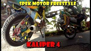 Video KEREN KALIPER 4 ! KUPAS SPESIFIKASI MOTOR FREESTYLE BANDUNG DIVISIBARU MP3, 3GP, MP4, WEBM, AVI, FLV Juni 2019