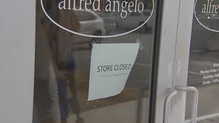 Bridal store closure leaves bride-to-be worried and stressed without a dress