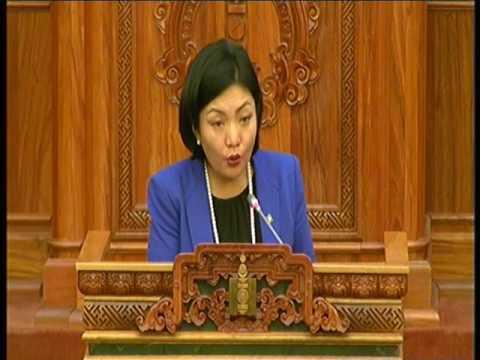 Б.Саранчимэг: Эсийн үндэсний банк байгуулснаар 280 гаруй өвчнийг эмчилж болно гэж байгаа учраас хуулийн төслийг дэмжсэн