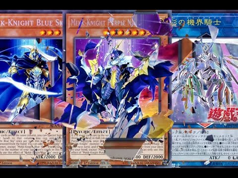 [YGOPRO] MEKK-KNIGHT deck Nov.2020