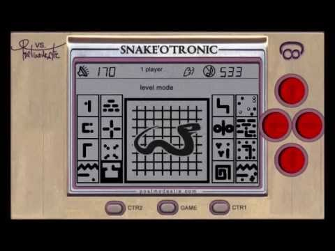 Video of Snake-O-Tronic