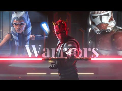 The Clone Wars // Warriors