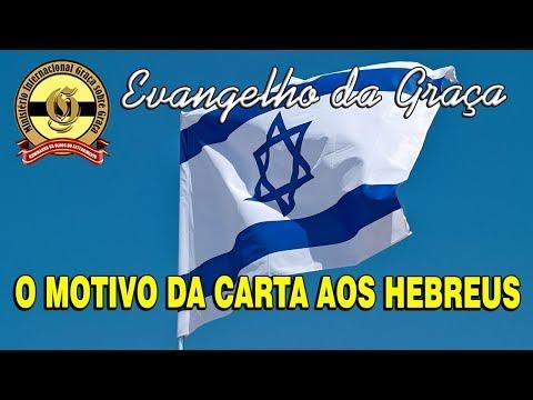 O MOTIVO DA CARTA AOS HEBREUS