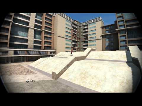Andy Schrock 2012 Skate Park Part with Skate 3