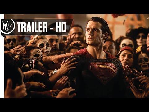 Batman v Superman: Dawn of Justice ComicCon Trailer (2016) -- Regal Cinemas [HD]